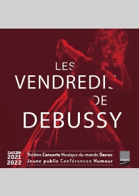 Vendredis de Debussy 2019-2020